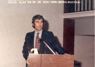 Dr Suárez Benalmádena año 1985