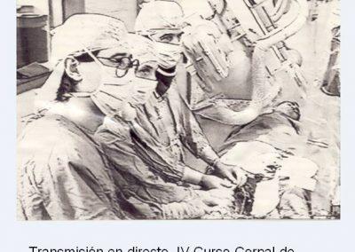 IV curso Corpal cardiologia intervencionista Las Palmas-1995