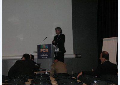 Presentación en el PCR París-2012