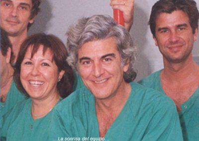 La sonrisa del equipo, Grupo Corpal