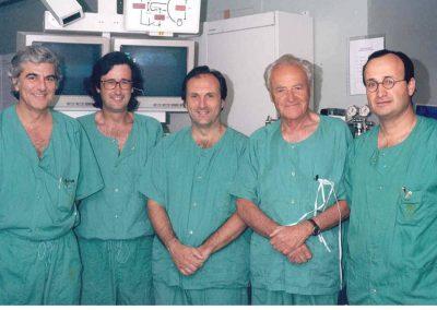 Visita Dr Kurt Amplatz, Córdoba 1998