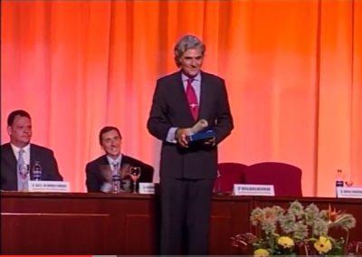 Premio Averroes de Oro Ciudad de Córdoba a las Ciencias Médicas 2005