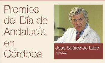 José Suárez de Lezo, entre los premiados en Córdoba por el Día de Andalucía