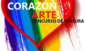 """Concurso de pintura """"Corazonarte"""""""