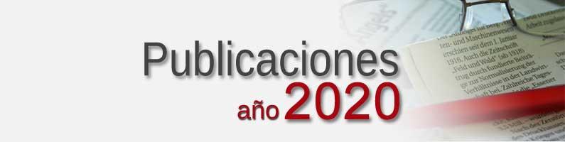 Publicaciones Grupo Corpal 2020