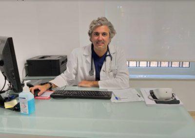 Cardiólogo Javier Suárez de Lezo