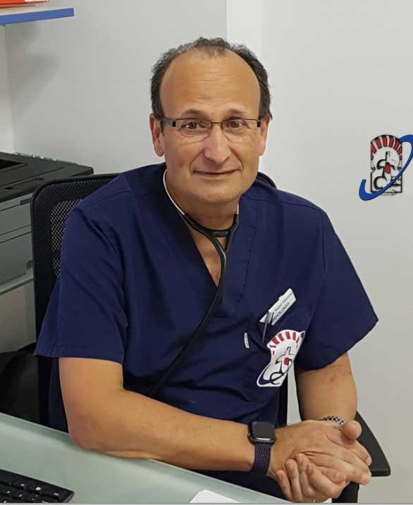 José Mª Segura Saint-Gerons, cardiológo intervencionista