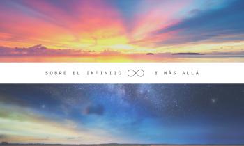 Sobre el infinito y más allá